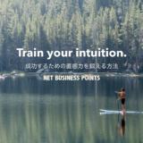 ビジネスで成功する直感力の磨き方【とにかくやってみよう】